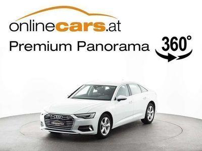 gebraucht Audi A6 50 TDI quattro SPORT MATRIX LED 360-KAMERA NAVI Limousine,