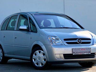 gebraucht Opel Meriva 1,4 16V Edition|1.Besitz|Nur 36.000KM|