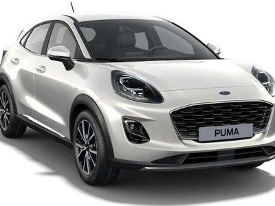 gebraucht Ford Puma Titanium Hybrid