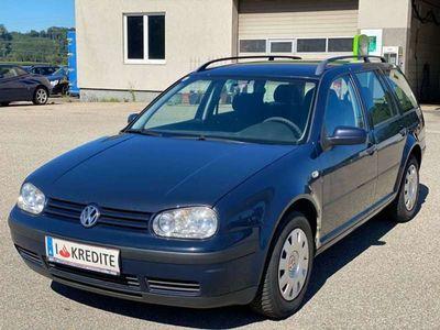 gebraucht VW Golf Variant Karat GT TDI- Euro 4 - Klima - Export - Reifen neu