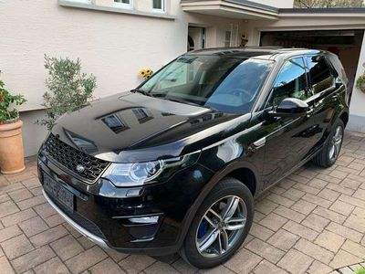 gebraucht Land Rover Discovery Sport 2,0 TD4 4WD HSE e-Capabil.