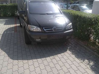 brugt Opel Zafira 2.2 Limousine,