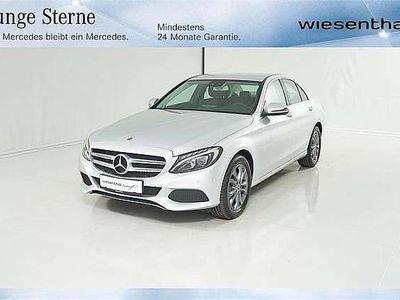 gebraucht Mercedes C200 C 200 d