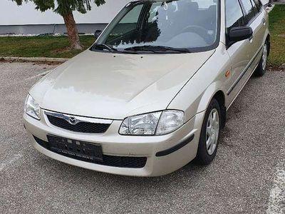 gebraucht Mazda 323F 32390ps DiTD Klein-/ Kompaktwagen