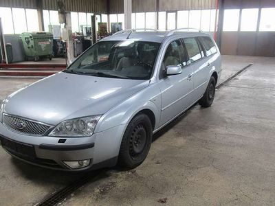 gebraucht Ford Mondeo Traveller Ghia élance 2,0 TDCi Kombi / Family Van,