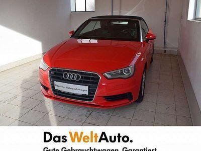gebraucht Audi A3 Cabriolet 1.6 TDI intense Cabrio / Roadster