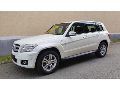 gebraucht Mercedes GLK220 CDI 4MATIC BlueEfficiency Aut.**NAVI**
