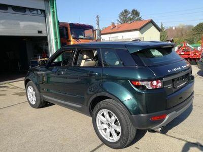gebraucht Land Rover Range Rover evoque Pure 2,2 SD4 Automatik*4x4*Leder*XENON*