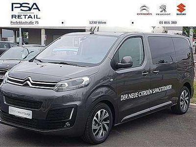 gebraucht Citroën Spacetourer BlueHDI 180 S&S EAT8 M Shine Kombi / Family Van,