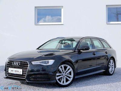 gebraucht Audi A6 Avant 3,0 TDI clean Diesel S-tronic *BiXenon/Head UP/Navi* Kombi / Family Van