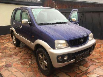gebraucht Daihatsu Terios 1.3 Benzin 4wd SUV / Geländewagen