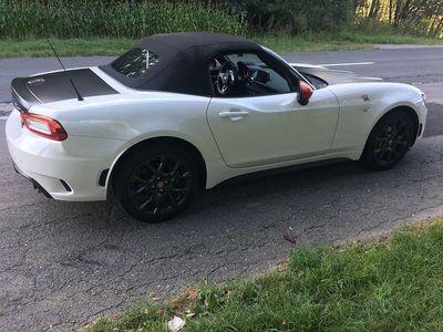 gebraucht Abarth 124 Spider Cabrio / Roadster,