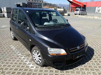 gebraucht Fiat Multipla JTD 116 Kombi / Family Van,