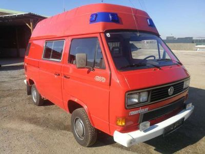 Vw Syncro 4x4 Camper For Sale