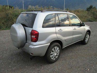 gebraucht Toyota RAV4 2,0 D-4D 115 4WD SUV / Geländewagen,