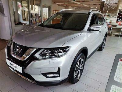 gebraucht Nissan X-Trail 1,7dCi N-Connecta Aut. ALL-MODE 4x4i SUV / Geländewagen