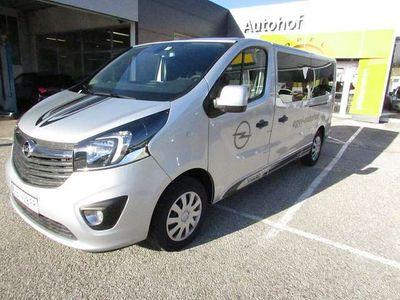 gebraucht Opel Vivaro Combi Tourer L1H1 1,6 BiTurbo CDTI ecoflex 2,7t S