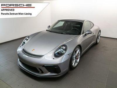 gebraucht Porsche 911 GT3 II (991) Sportwagen / Coupé,