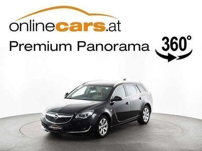 gebraucht Opel Insignia ST 2.0 CDTI Allrad Cosmo Aut. XENON LEDER NAVI