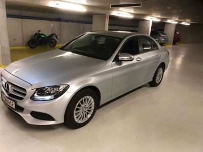 gebraucht Mercedes C220 BlueTEC Aut.