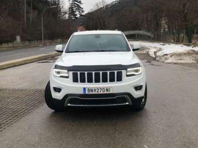 gebraucht Jeep Grand Cherokee 3,0 SUV / Geländewagen