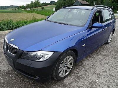 gebraucht BMW 318 3er-Reihe d Touring Kombi / Family Van,
