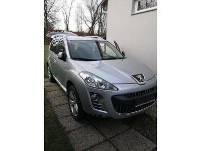 gebraucht Peugeot 4007 2,2 HDi 160 FAP Exclusive