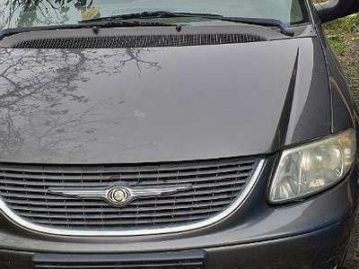 gebraucht Chrysler Voyager 2,5 SE New Business CRD Ds Kombi / Family Van