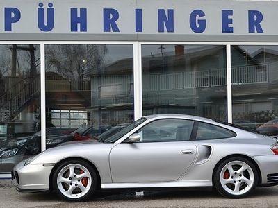 used Porsche 911 Turbo Tiptronic *Großer Service neu* Sportwagen / Coupé,