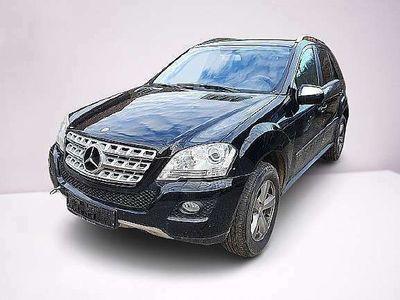 gebraucht Mercedes ML280 M-KlasseCDI 4MATIC Aut. DPF - MOPF - EXPORT SUV / Geländewagen