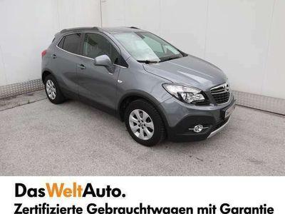 gebraucht Opel Mokka 1,4 Turbo Ecotec Cosmo Start/Stop System