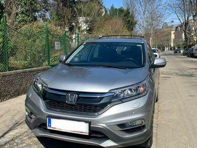 gebraucht Honda CR-V 1,6i-DTEC Elegance 4WD