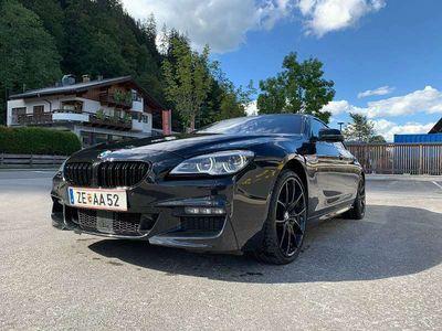 gebraucht BMW 640 Grand Coupé 6er-Reihe xd // VOLL // GLASDACH // ... Limousine