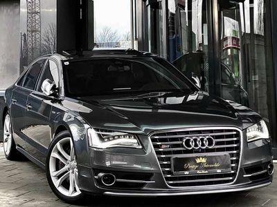 gebraucht Audi S8 4,0 TFSI V8 520PS quattro #RAND VOLL #BEST ZUSTAND