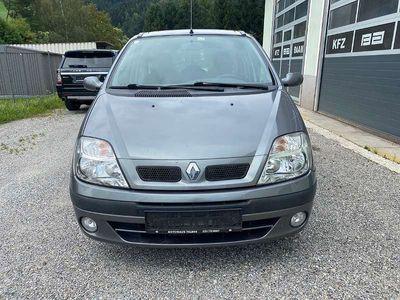gebraucht Renault Scénic Dynamique 1,9 dCi*FESTPREIS Kombi / Family Van