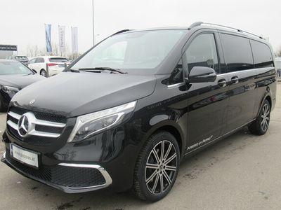 gebraucht Mercedes 300 Vd 4MATIC extralang Avantgarde Aut.