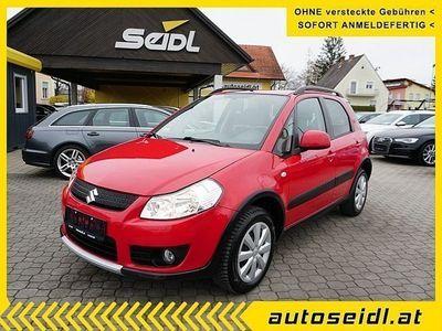 gebraucht Suzuki SX4 1,6 VVT GL deluxe+ 4WD *Allrad*