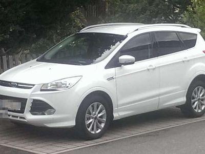 brugt Ford Kuga Titanium 2WD 2,0D SUV / Geländewagen,