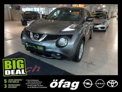 gebraucht Nissan Juke 1.2 DIG-T N-Vision