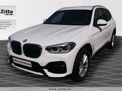 gebraucht BMW X3 xDrive 20d Advantage Aut. SUV / Geländewagen,