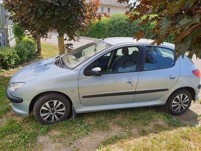 brugt Peugeot 206 206(reserviert) Klein-/ Kompaktwagen,