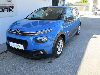 gebraucht Citroën C3 PureTech 82 S&S 5-Gang-Manuell Feel