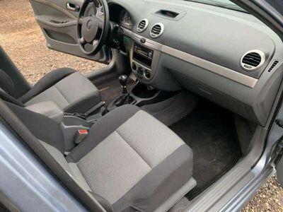 gebraucht Chevrolet Lacetti 1,6 SX