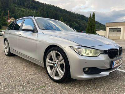 gebraucht BMW 318 3er-Reihe D F31 Kombi Top Zustand Kombi / Family Van