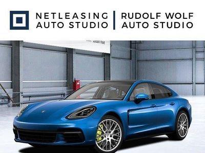 gebraucht Porsche Panamera Turbo 4 E-Hybrid 2.9-Liter-V6-Bi Klima Sitzhzg.