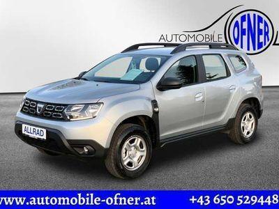 gebraucht Dacia Duster dCi 115 4WD Comfort *Allrad*