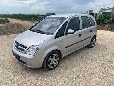 gebraucht Opel Meriva 1,7 DTI*KLIMA*PICKERL Kombi / Family Van
