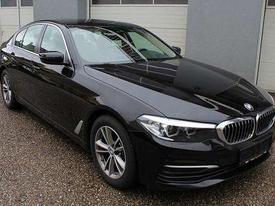 gebraucht BMW 520 520 d Aut. *Leder* Topausstattung!