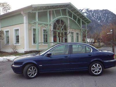gebraucht Jaguar X-type 2,0 V6 Executive Limousine