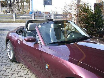 gebraucht BMW Z4 2,2i E85 Cabrio / Roadster